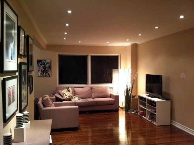 Wonderful Pot Lights In Living Room Part 18