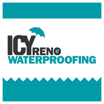 Icy Reno Waterproofing's logo