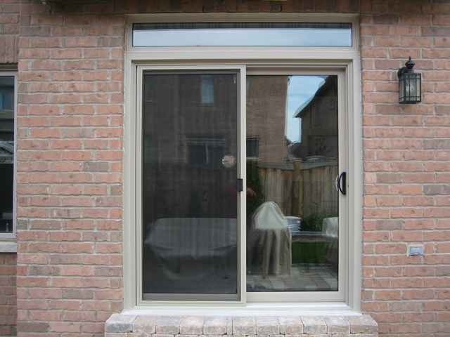 North Star Sliding Patio Door Installation