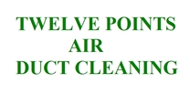 Twelve Points Air Duct Cleaning's logo