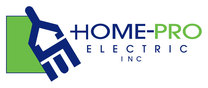 Home-Pro Electric's logo