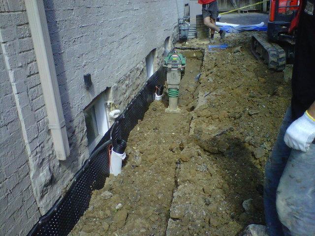 Waterproofing Basement: No Dig Waterproofing Basement