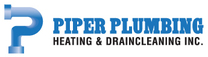 Piper Plumbing Heating & Drain Cleaning's Logo