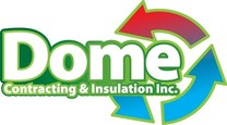 Dome Contracting & Insulation's logo