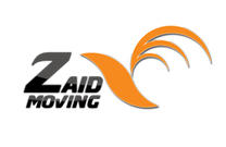 Zaid Moving's logo