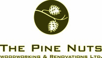 The Pine Nuts Woodworking and Renovations Ltd.'s Logo'
