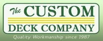 The Custom Deck Company's logo