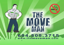 The Move Man's logo