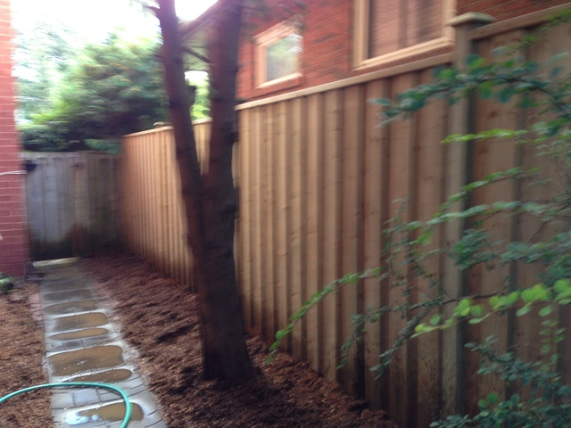 Built Fence | Review of Lundy Fence & Deck | HomeStars