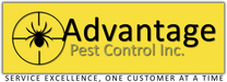 Advantage Pest Control Inc.'s logo