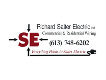 Salter Electric's logo