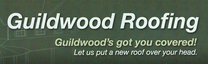Guildwood Roofing's logo