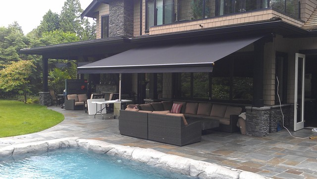 awnings by rolltec in vaughan homestars