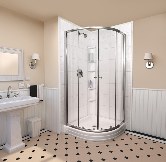 Bath fitters cost average book of stefanie for Bathroom fit out cost