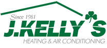 Kelly's Heating's logo