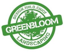 Greenbloom Landscape Design's logo