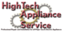 High Tech Appliance Service's logo
