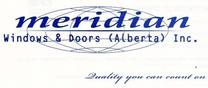 Meridian Windows & Doors (Alberta) Inc.'s logo
