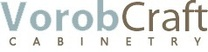 Vorob Craft Cabinetry's logo