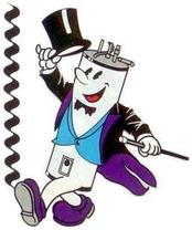 Mr Water Heater's logo