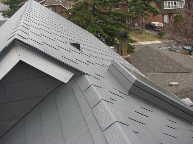 Interlock Metal Roofing On In Delta Homestars