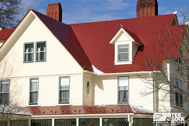 Interlock Metal Roofing On Roofing In Hamilton Homestars