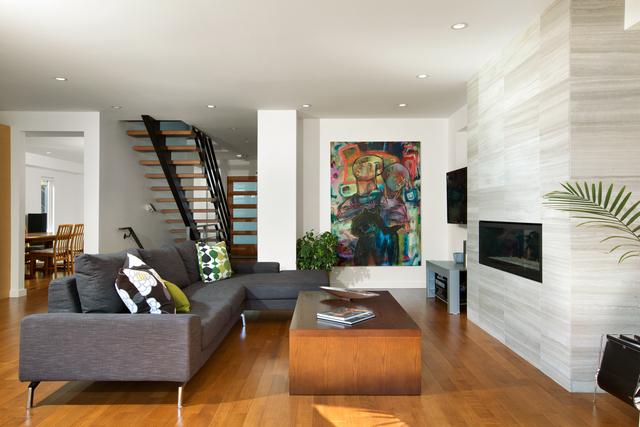 Klondike contracting general contractors in new for Diseno de interiores living