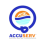 AccuServ Heating and Air Conditioning's logo