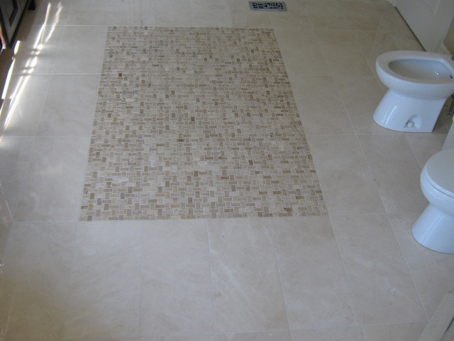 Precision Marble And Tile Bathroom Renovation In Vaughan