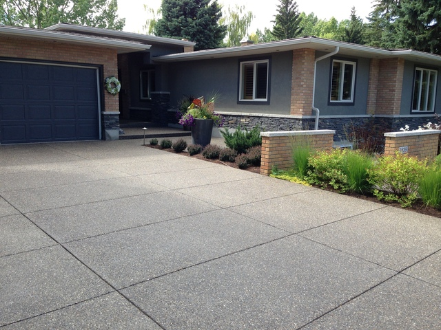 Concrete innovations concrete contractors in calgary for Concrete home contractors
