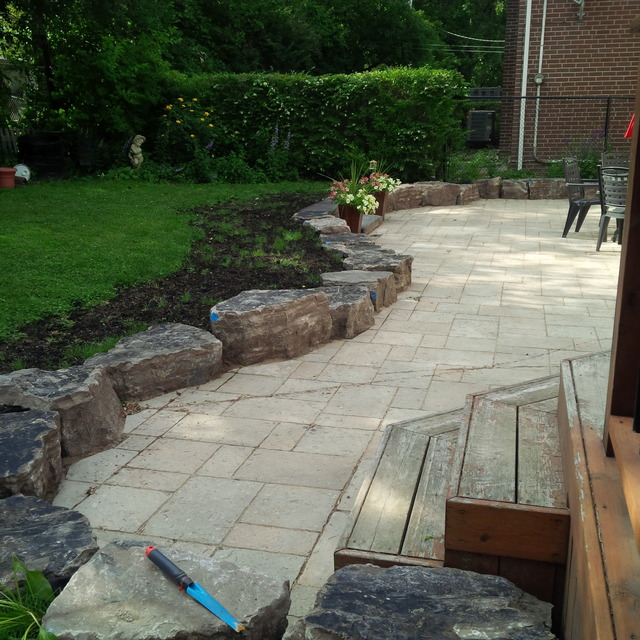 Review of foreverstonedesign inc landscape contractors for Design homes inc reviews