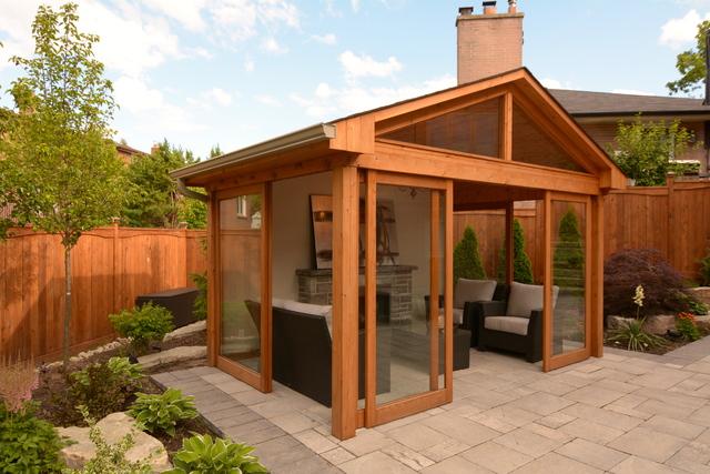 Homestars for Cedar sunroom
