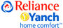 Reliance Yanch Home Comfort - Barrie's logo