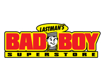 Lastman's Bad Boy Superstore's logo