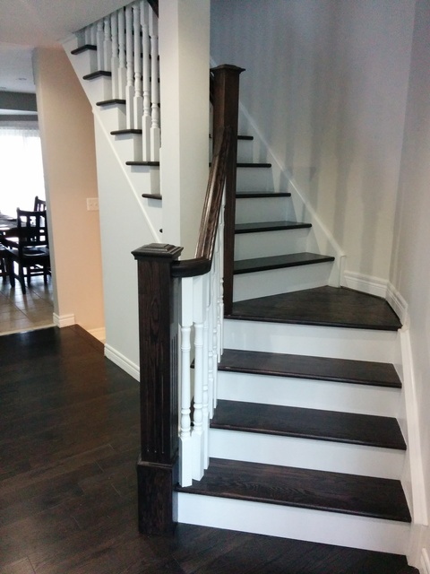 Incroyable ... R Us! They Were Efficient And Professional, And They Left Me With A Set  Of Stairs To Be Proud Of. I Highly Recommend Them For Your Stair Renovation.