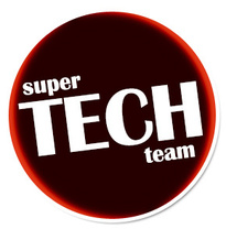 Super Tech Team's logo