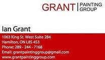 Grant Painting Group's logo