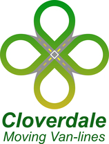 Cloverdale Moving Vanlines's logo