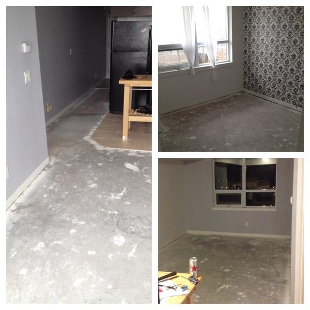 Review of super choice carpet hardwood floor laying for Hardwood floors etobicoke