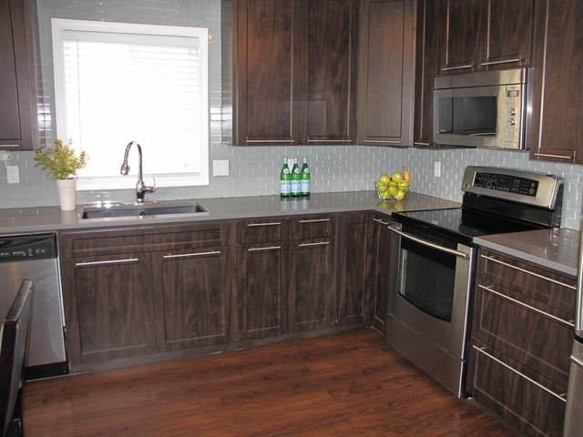 Review Of Impressive Cabinet Refacing Ltd Kitchen Bathroom Cabinets Design In Calgary