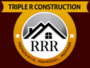 Triple R Construction Inc.'s logo