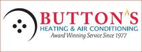 Button's Heating Inc.'s logo
