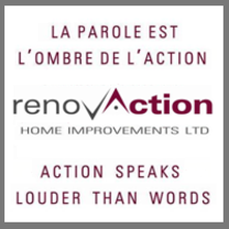 Renov Action Home Improvements Ltd.'s logo
