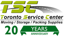 Tsc Moving And Storage's logo