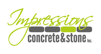 Impressions Concrete And Stone's logo