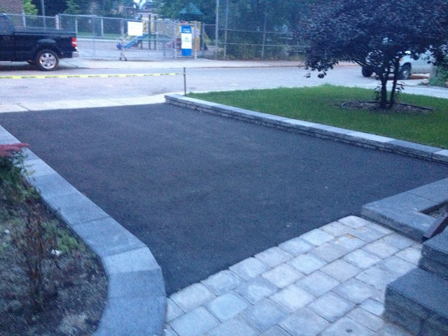Epic Paving Amp Contracting Ltd Paving Contractors In