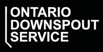 Ontario Downspout Service's logo