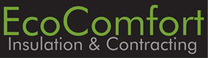 EcoComfort Insulation & Contracting's logo