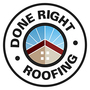 Done Right Roofing Ltd's logo