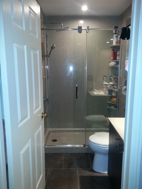 Review of urbanridge inc bathroom renovation in for Renovation review
